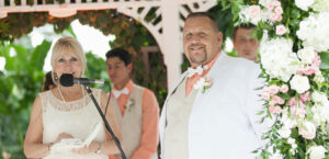 Renew your vows with Rev Arlene