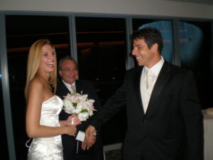 Getting married with Rev Paul