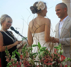 Exchanging Rings Ceremony